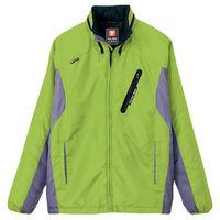 アイトス フードイン中綿ジャケット ミントグリーン AZ10304-035-L (直送品)