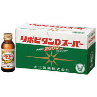 リポビタンDスーパー 10本入