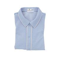 トンボ キラク 前開きシャツ男女兼用 S CR810-76-S (取寄品)