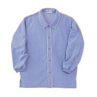 トンボ キラク 前開きシャツ男女兼用 S CR810-83-S (取寄品)