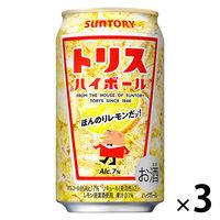 トリスハイボール 350ml 3缶