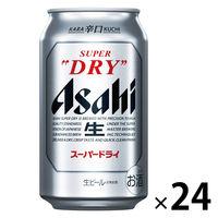 スーパードライ 鮮度実感パック 350ml×24缶