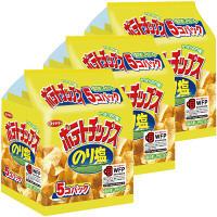 コイケヤ(湖池屋) ポテトチップス のり塩食べきり5個パック 1セット(3個)