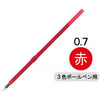 セーラー万年筆 ボールペン替芯 赤0.7 18-0055-230 1パック(5本入)