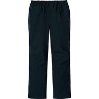 ミズノ ユナイト スクラブパンツ(男女兼用) ブラックブルー LL MZ0093 医療白衣 1枚 (取寄品)
