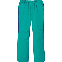 ミズノ ユナイト スクラブパンツ(男女兼用) エメラルドグリーン L MZ0093 医療白衣 1枚 (取寄品)
