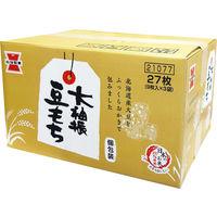 岩塚製菓 箱 大袖振豆もち 27枚 1箱