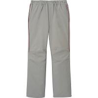 ミズノ ユナイト スクラブパンツ(男女兼用) グレー 4L MZ0093 医療白衣 1枚 (取寄品)