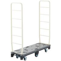 ナンシン ブレーキ付ストックカート HN-6 ×30SET 1セット(30台) (直送品)