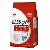 Medyfas(メディファス) キャットフード 7歳から 高齢猫用 フィッシュ味 1.5Kg(300g×5袋) 1個 ペットライン