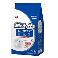 Medyfas(メディファス) キャットフード 1歳から 成猫用 チキン味 1.5Kg(300g×5袋) 1個 ペットライン
