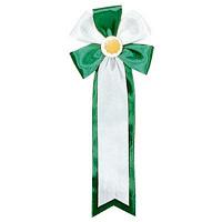 ササガワ 記章 大五方 緑白 38-253 1箱(50個入) (取寄品)