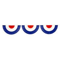 ササガワ 3連オープンペナント 40-7481 1セット (取寄品)