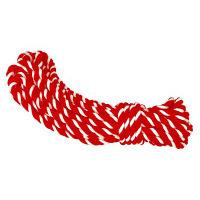 ササガワ 紅白ロープ アクリル製 40-6555 (取寄品)