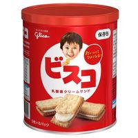 江崎グリコ ビスコ保存缶 6530140 1箱(10缶入)