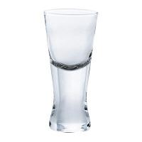 石塚硝子 ミニグラス 42584ショット 45ml 口径48×高さ107mm 1箱(12個入) (取寄品)