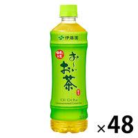 おーいお茶 緑茶 525ml 48本