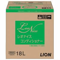 レオナイス コンディショナー 業務用(注ぎ口コック付) 18L ライオン (取寄品)