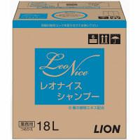 レオナイス シャンプー業務用18L(注ぎ口コック付) (取寄品)