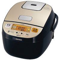 象印マホービン マイコン炊飯ジャー 「極め炊き」 (3合) 黒 NL-BS05-XB 1台