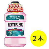 リステリン トータルケア ゼロ 1000