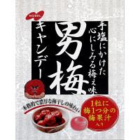 ノーベル 男梅 梅味 80g 1セット(2袋入)