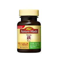ネイチャーメイド 鉄(アイアン) 80粒・40日分 1本 大塚製薬 サプリメント