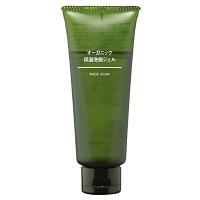 無印良品 無印良品 オーガニック保湿洗顔ジェル 100g 15821839 良品計画