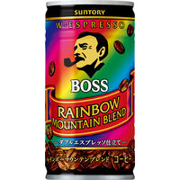 缶コーヒー サントリー BOSS(ボス) レインボーマウンテンブレンド 185g 1セット(60缶)