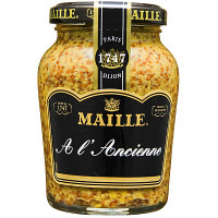 MAILLE(マイユ) 種入りマスタード 210g