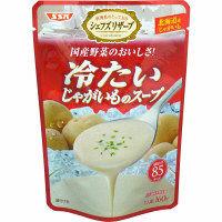 冷たいじゃがいものスープ1食
