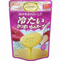 冷たいさつまいものスープ1食