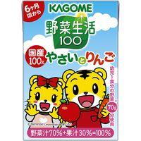 カゴメ 野菜生活100幼児用りんご味 100ml 1箱(36本入)