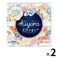 ソフィKiyoraフレグランス72枚×2