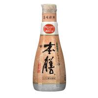 ヒゲタ醤油 本膳 200mlボトル 4901515215032