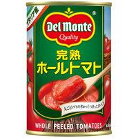 デルモンテ 完熟ホールトマト 400g缶 49645545