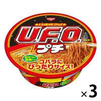 日清焼そばプチU.F.O. 3食