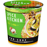 インスタント スパイスキッチン グリーンカレー フォースープ 1セット(12食入) 日清食品