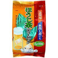 寿老園 ほうじ茶ティーバッグ 1袋(50バッグ入)