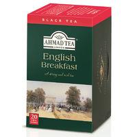 AHMAD TEA イングリッシュブレックファースト 1箱(20バッグ入)