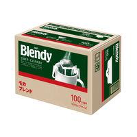 【ドリップコーヒー】AGF ブレンディ ドリップパック モカブレンド 1箱(100袋入)