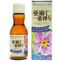 紅花食品 亜麻仁一番搾り 170g アマニ油