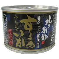 マルハニチロ北日本 北乃創彩 するめいかわた入り「限定品」 155g