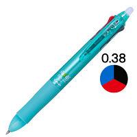 フリクションボール3 0.38mm ミントグリーン LKFB-60UF-MG パイロット 3色ボールペン