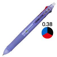 フリクションボール3 0.38mm ラベンダー LKFB-60UF-LA パイロット 3色ボールペン
