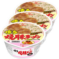 マルタイ 博多焼豚ラーメン87g 豚骨味 1セット(3食入)