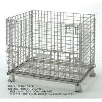 ボックスパレット 1012L テイモー (直送品)