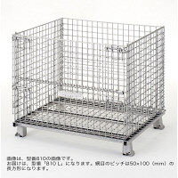 ボックスパレット 810L テイモー (直送品)