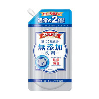 FaFa(ファーファ ラボ) 洗濯用液体洗剤 無添加 超コンパクト 無香料・無着色 詰め替え 800ml ファーファ