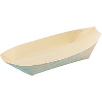 経木舟皿 8寸 68333 1箱(2000枚) 水野産業